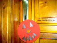Halloween pályázat - Tök-jó CD - Kész