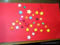 Karácsonyi pályázat - Karácsonyi csillagocskák