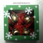 Karácsonyi pályázat - Konyakos meggy szarvasok díszdobozban