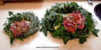 Tippek - Őszi virágkoszorú