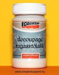 Általános decoupage ragasztó 100 ml - Pentart