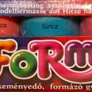 Süthető gyurma készlet-1 - FORMI