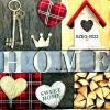 Szalvéta - Otthon, édes otthon
