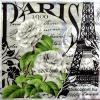 Szalvéta - Párizs 1900