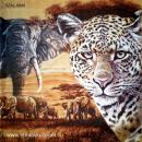 Szalvéta - Afrikai állatok II.