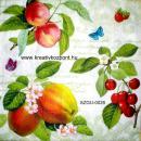 Szalvéta - Nyári gyümölcsök