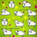 Szalvéta - Húsvéti bárány egyveleg