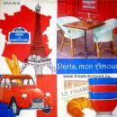 Szalvéta - Párizsi képek