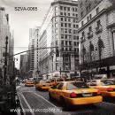 Szalvéta - Sárga taxik