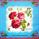 Szalvéta - Rózsák